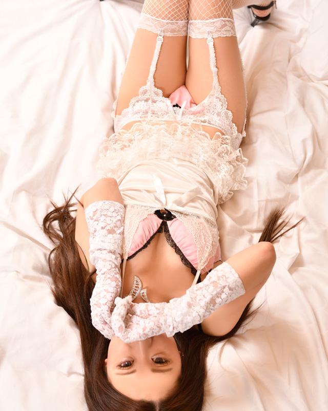 待ち合わせデリバリーヘルス・錦糸町人妻・お姉様専門・『秘密倶楽部 凛』モデルゆか写真5