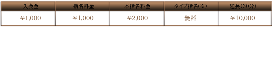 待ち合わせデリバリーヘルス・錦糸町人妻・お姉様専門・『秘密倶楽部 凛』料金システム