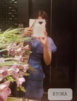 『秘密倶楽部 凛 TOKYO』錦糸町デリヘル 待ち合わせ型 人妻デリバリーヘルスりょうかさんの写メ【こんにちは 】
